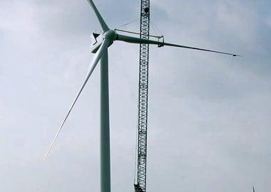 Windenergieanlage GRÜNWERKE