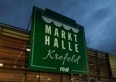 Markthalle Krefeld