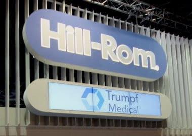 MEDICA 2015 – Hill-Rom