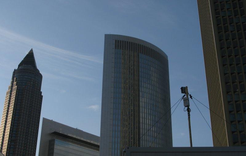 Baudokumentation in Frankfurt im Zeitraffer