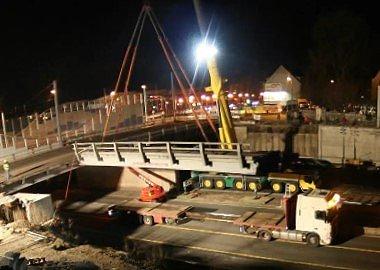 Behelfsbrücke JANSON BRIDGING