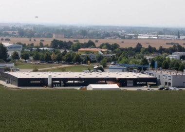 Produktionsstätte ENKA TECNICA Halle