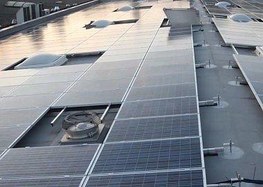 Solardach Münster SÖHN