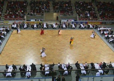Tanz-Europameisterschaft