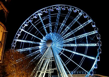 "Riesenrad ""Wheel of Vision"""